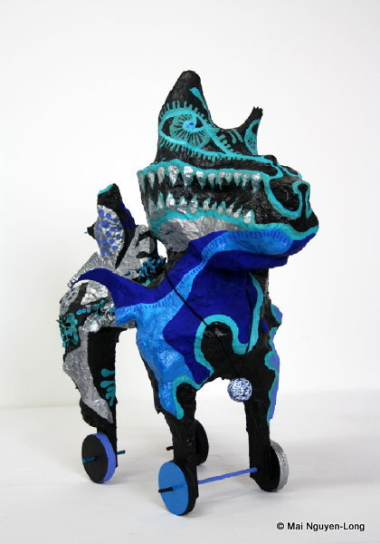 True Blue Doggie Morph (private collection)